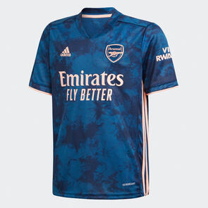 adidas Junior 2020-21 Arsenal Third Shirt
