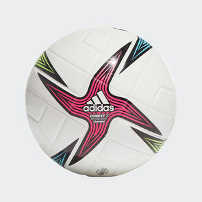 adidas Conext21 Training Ball – White/Black/Pink