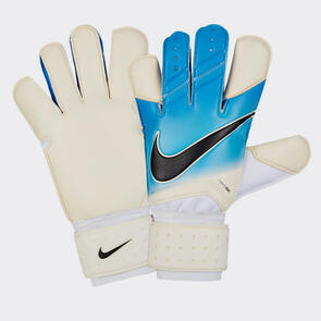 Nike Grip 2.0 GK Gloves – White/Blue