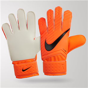 Nike Match GK Gloves – Orange/Red