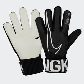 Nike Junior Match GK Gloves – Black/White
