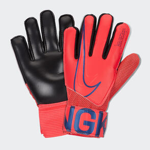 Nike Junior Match GK Gloves – Laser Crimson