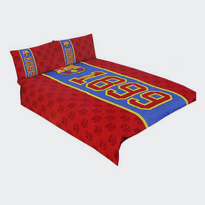 Barcelona Double Duvet Set