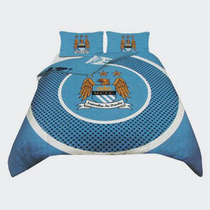 Manchester City Double Duvet Set