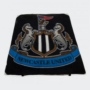 Newcastle United Fleece Blanket