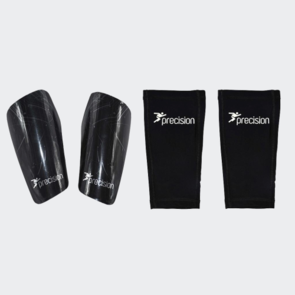 Precision Pro Matrix Shin Guards Black