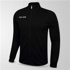 Kelme Estadio Training Jacket – Black/White