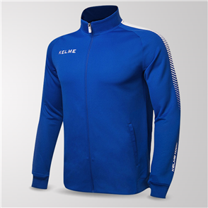Kelme Estadio Training Jacket – Blue/White