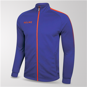 Kelme Estadio Training Jacket – Blue/Orange