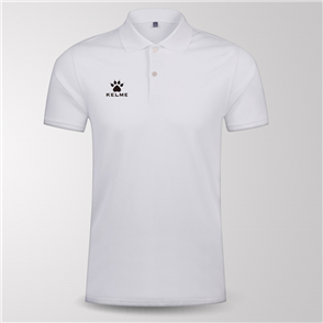 Kelme Campo Polo Shirt – White