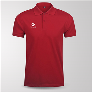 Kelme Campo Polo Shirt – Red
