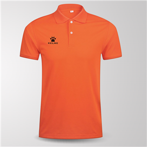 Kelme Campo Polo Shirt – Bright-Orange