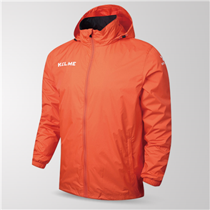 Kelme Clima Wind & Rain Jacket – Orange