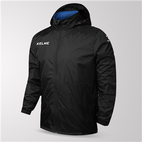 Kelme Junior Clima Wind & Rain Jacket – Black
