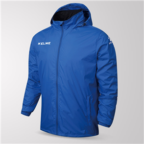Kelme Junior Clima Wind & Rain Jacket – Royal-Blue