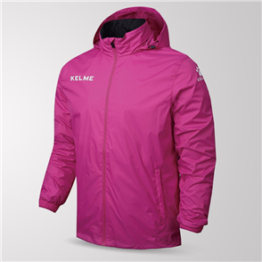 Kelme Junior Clima Wind & Rain Jacket – Purple