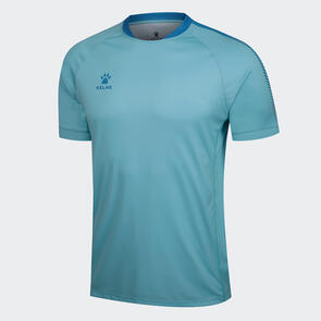 Kelme Flecha Shirt – Mint/Lake-Blue