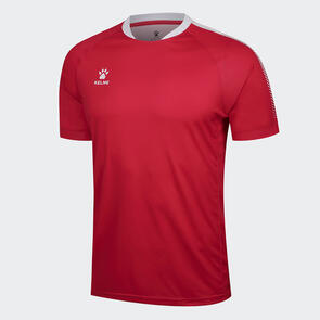 Kelme Flecha Shirt – Red/White