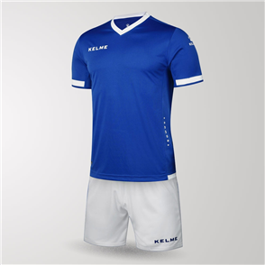 Kelme Defensa Jersey & Short Set – Royal-Blue/White