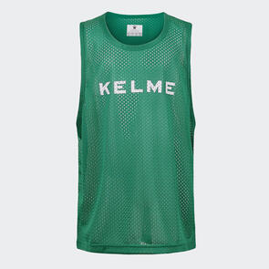 Kelme Junior Training Bib – Green/White