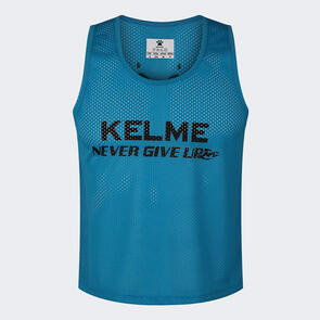 Kelme Training Bib – Blue/Black