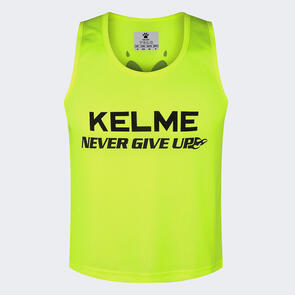 Kelme Training Bib – Neon-Yellow/Black
