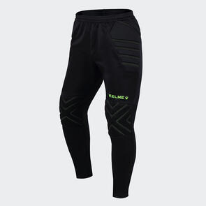 Kelme Portero GK Pants – Black/Neon-Green