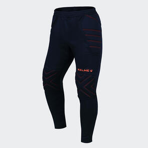 Kelme Portero GK Pants – Navy/Neon-Orange