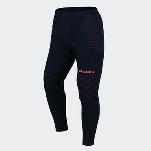 Kelme Portero GK Pants – Navy/Neon-Orange