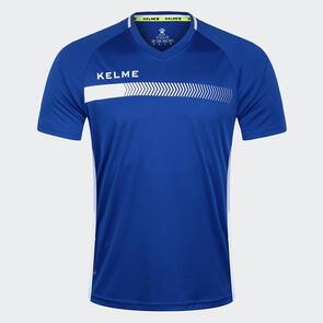 Kelme Junior Fade Shirt – Blue/White