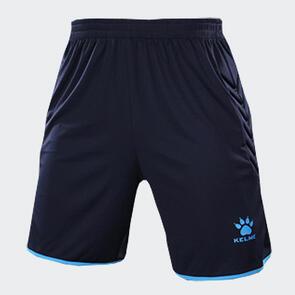 Kelme Goalkeeper Short – Navy/Sky