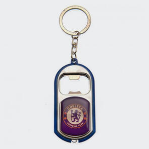 Chelsea Key Ring Torch Bottle Opener