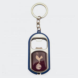 Tottenham Hotspur Key Ring Torch Bottle Opener