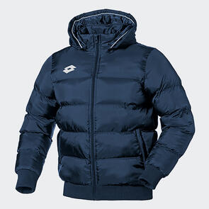 Lotto Bomber Puffer Jacket – Navy