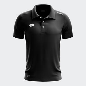 Lotto L73 Polo – Black
