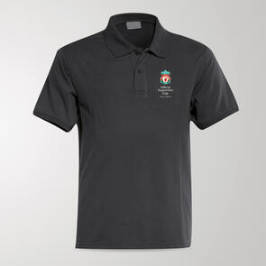 TSS Official LFC Supporters Club of NZ Polo – Black
