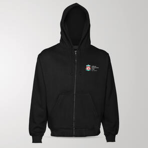 TSS Official LFC Supporters Club of NZ Zipped Hoodie