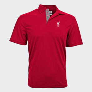 Liverpool Premium Polo Shirt Red