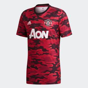 adidas Manchester United 2020 Pre-Match Shirt