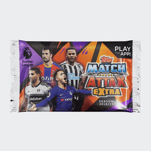 Topps Match Attax Extra Trading Cards 2018/19