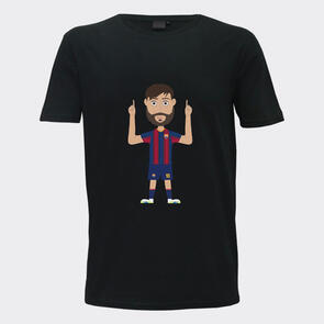 TSS 2020 Barcelona Messi Graphic Support Tee
