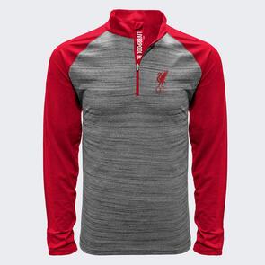 Liverpool Premium 1/4 Zip Pullover Top