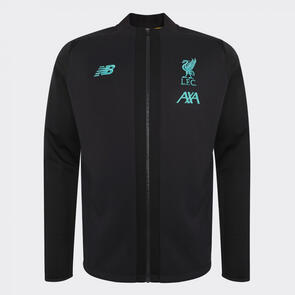 New Balance 2019-20 Liverpool Game Jacket – Grey
