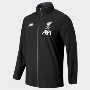 New Balance 2019-20 Liverpool Base Storm Jacket – Grey