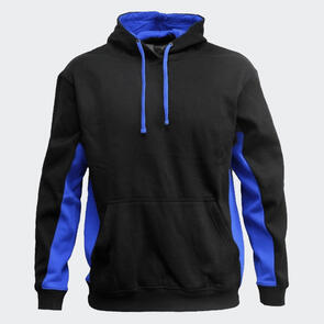 TSS Junior Matchpace Hoodie – Black/Royal