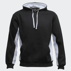 TSS Junior Matchpace Hoodie – Black/White