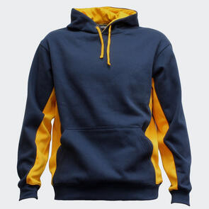 TSS Matchpace Hoodie – Navy/Gold