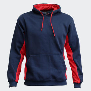 TSS Matchpace Hoodie – Navy/Red