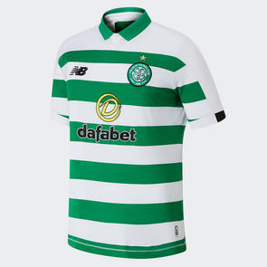 New Balance 2019-20 Celtic Home Shirt