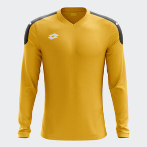 Lotto Junior Shield GK Shirt – Fluro-Orange